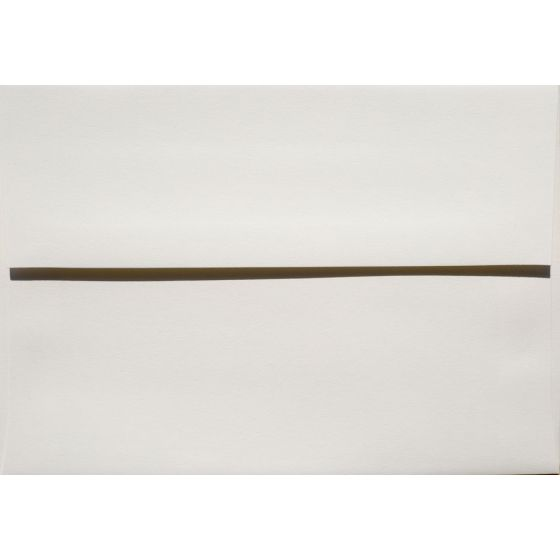 A7 OUTER Envelopes (5.375-x-7.625) - Soft White 80T Premium Wove - 25 PK