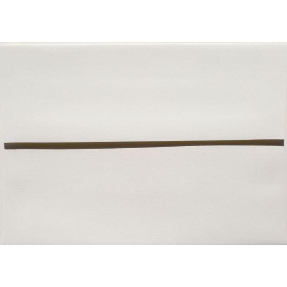 A7 INNER/Ungummed Envelopes (5.25-x-7.25) - Soft White 80T Premium Wove - 25 PK [DFS]