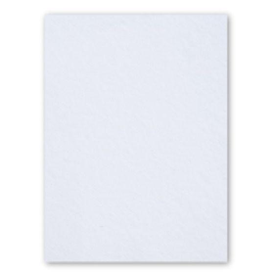 [Clearance] 100% Pure Cotton Letterpress Ultimate White 222C/40Pt/600gsm 8.5X11 (216X279) - 100 PK