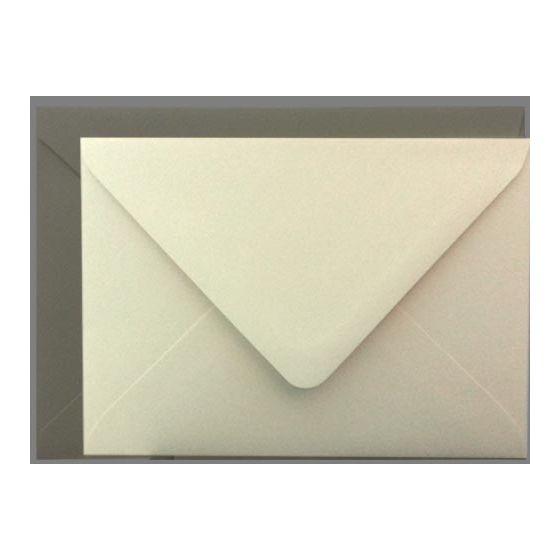 Mohawk Superfine SOFTWHITE Eggshell - A6 Envelopes EURO FLAP (80T 4-3/4X6-1/2) - 250 PK [DFS-48]