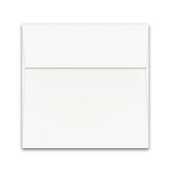 Mohawk Superfine Smooth Ultrawhite - 6 in Square Envelopes - 25 PK [DFS]