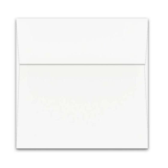 Mohawk Superfine ULTRAWHITE Smooth - 7.5 Square Envelopes (80T 7-1/2X7-1/2) - 500 PK [DFS-48]