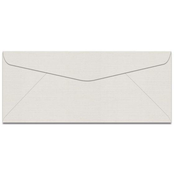 Mohawk VIA Linen - LIGHT GRAY - No. 10 Envelopes - 2500 PK