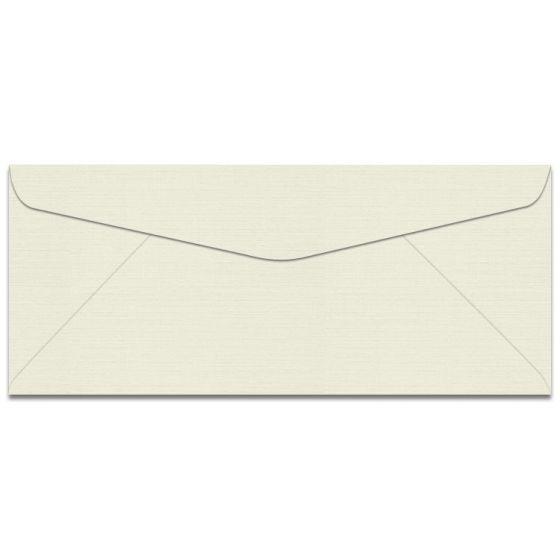 Mohawk VIA Linen - NATURAL - No. 10 Envelopes - 2500 PK [DFS-48]