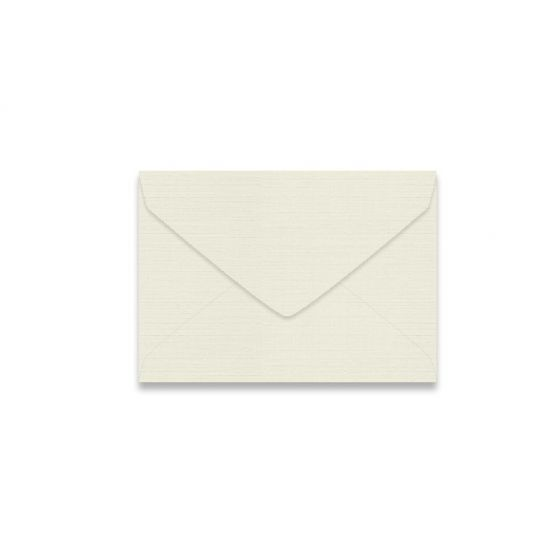 Mohawk VIA Linen - NATURAL - 4 BAR Envelopes - 250 PK