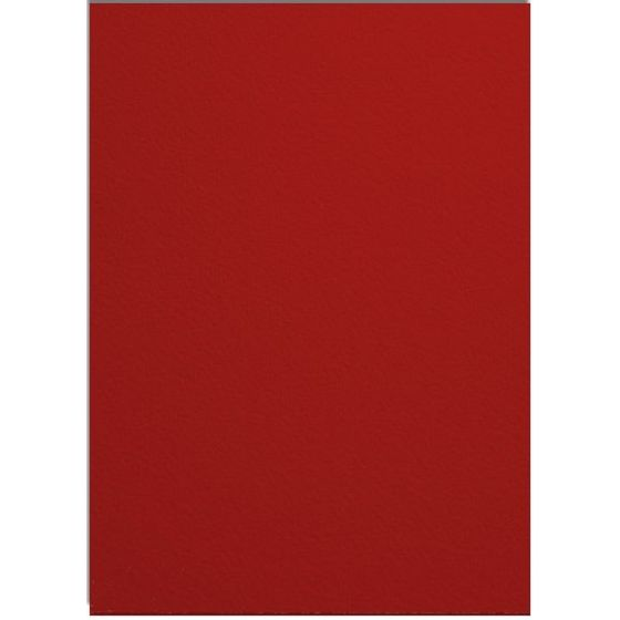Mohawk VIA Felt - SCARLET Red - 100lb Cover (270gsm) - 8.5X14 Card Stock Paper - 200 PK [DFS-48]