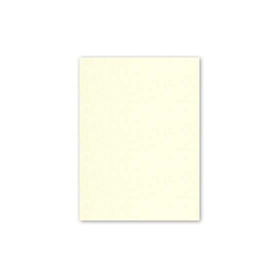 Neenah CLASSIC CREST 8.5 x 11 Cardstock Paper - Baronial Ivory - 80lb Cover - 250 PK [DFS-48]