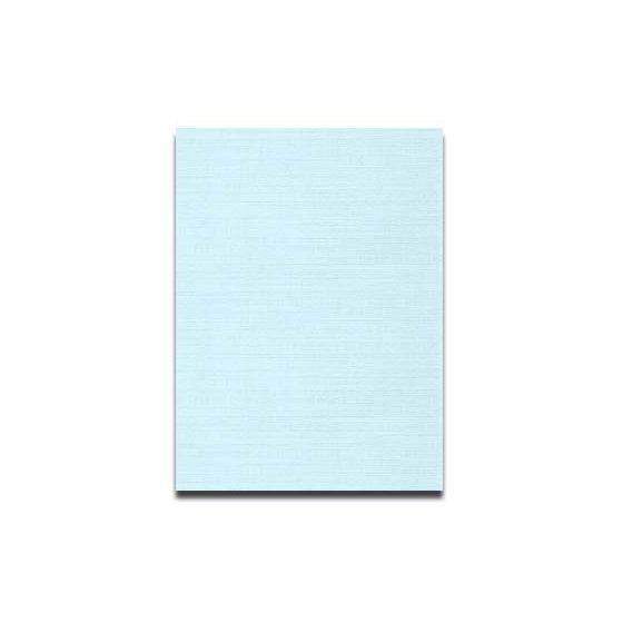 Neenah CLASSIC LINEN 8.5 x 11 Paper - Haviland Blue - 24lb Writing - 500 PK [DFS-48]