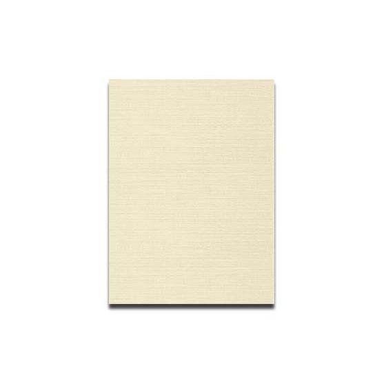Neenah CLASSIC LINEN 8.5 x 11 Paper - Monterey Sand - 24lb Writing - 500 PK [DFS-48]