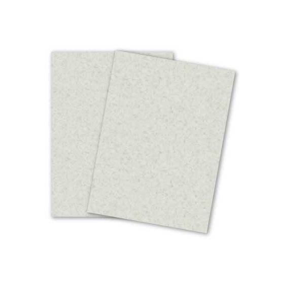 Royal Sundance Fiber - 8.5 x 11 Cardstock Paper - GRAY - 80lb Cover - 250 PK