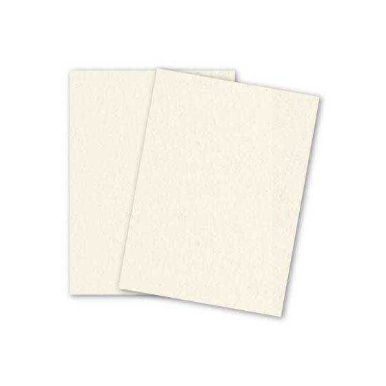 Royal Sundance Fiber 8.5 x 11 Paper - NATURAL - 24lb Writing - 500 PK