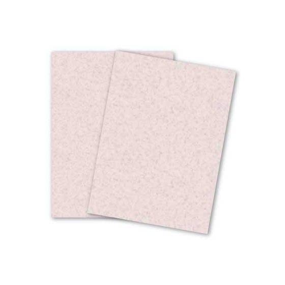 Royal Sundance Fiber - 8.5 x 11 Paper - ROSE - 28/70lb Text - 500 PK