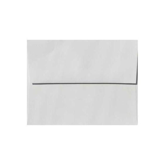 100% Cotton A2 Envelopes (4.375-x-5.75) - Savoy Soft Grey - 25 PK [DFS]