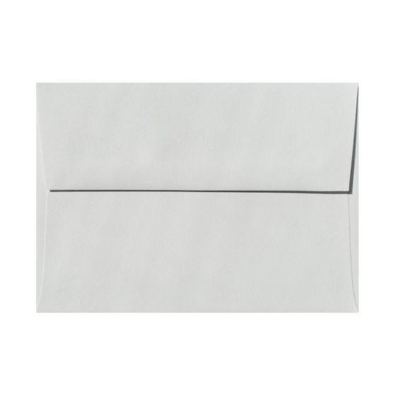 100% Cotton A7 Envelopes (5.25-x-7.25) - Savoy Soft Grey - 1000 PK