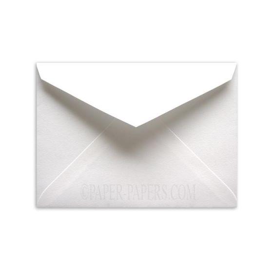 100% Cotton 7-BAR/Lee INNER Envelopes (5.25-x-7.25) - Savoy Brilliant White - (ungummed) - 250 PK [DFS-48]