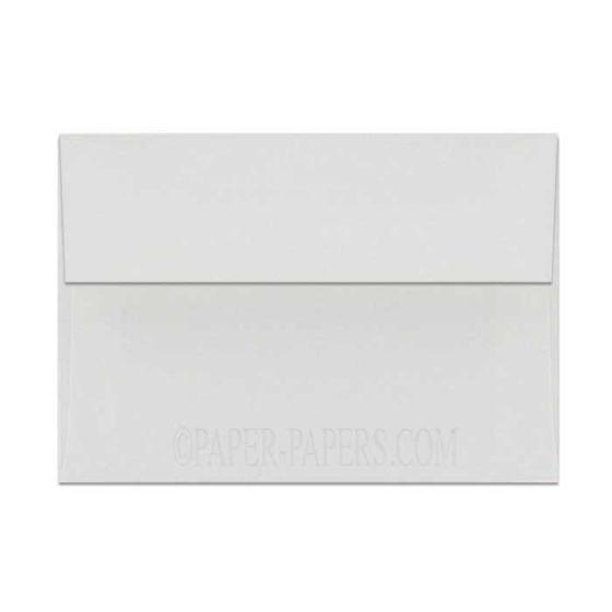 100% Cotton A7 Envelopes (5.25-x-7.25) - Savoy Bright White - 25 PK [DFS]