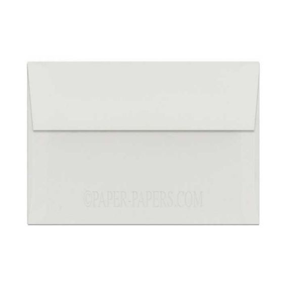 100% Cotton A7 Envelopes (5.25-x-7.25) - Savoy Natural White - 25 PK [DFS]