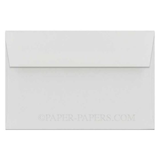100% Cotton A9 Envelopes (5.75-x-8.75) - Savoy Bright White - 250 PK [DFS-48]