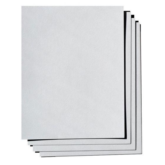 100% Cotton Card Stock - Savoy Soft Grey - 26X40 (660X1016) - 92lb Cover (249gsm)
