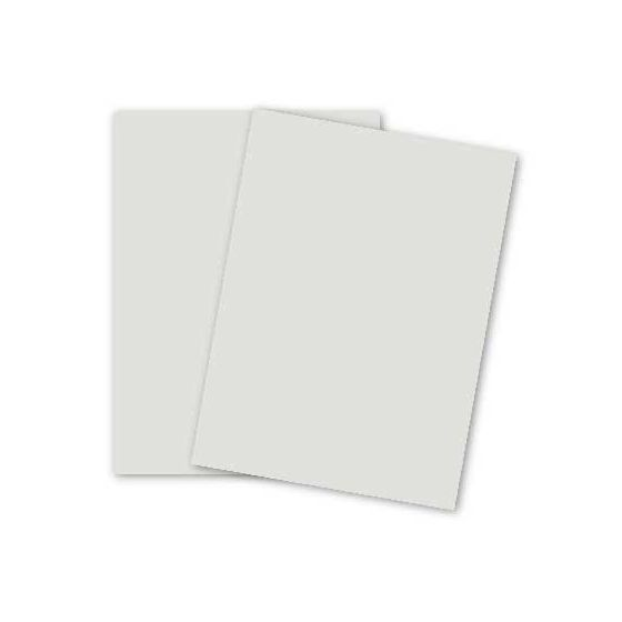 100% Cotton Card Stock - Savoy Natural White - 8.5X11 (216X279) - 184lb DT Cover (500gsm) - 250 PK [DFS-48]