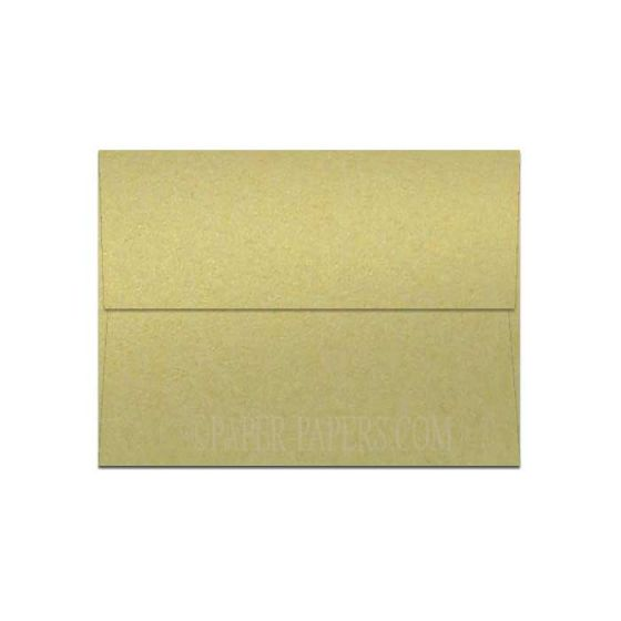 Shine (Light) GOLD - Shimmer Metallic - A2 Envelopes (4.375-x-5.75) - 25 PK [DFS]