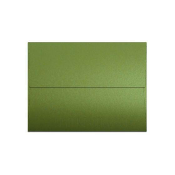 Shine LIME SATIN - Shimmer Metallic - A2 Envelopes (4.375-x-5.75) - 1000 PK [DFS-48]