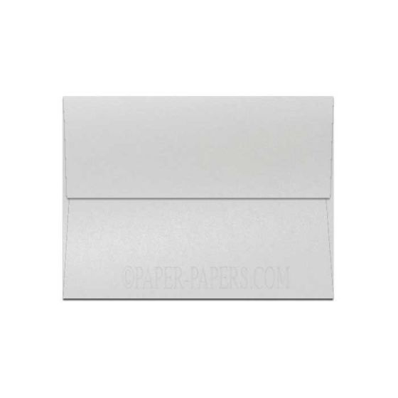 Shine PEARL White - Shimmer Metallic - A2 Envelopes (4.375-x-5.75) - 250 PK [DFS-48]
