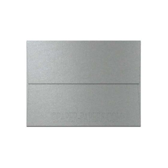 Shine PEWTER - Shimmer Metallic - A2 Envelopes (4.375-x-5.75) - 25 PK