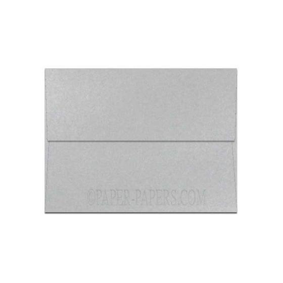 Shine SILVER - Shimmer Metallic - A2 Envelopes (4.375-x-5.75) - 25 PK [DFS]