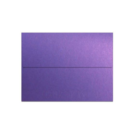 Shine VIOLET SATIN - Shimmer Metallic - A2 Envelopes (4.375-x-5.75) - 25 PK [DFS]