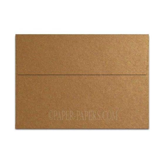 Shine COPPER - Shimmer Metallic - A7 Envelopes (5.25-x-7.25) - 25 PK