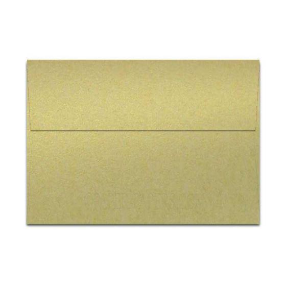 Shine (Light) GOLD - Shimmer Metallic - A7 Envelopes (5.25-x-7.25) - 25 PK [DFS]