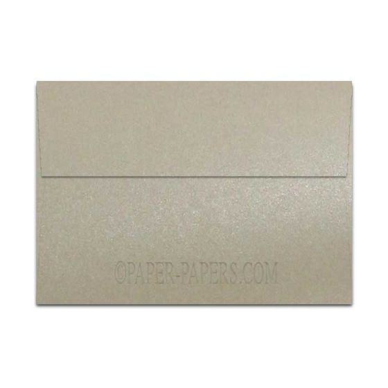 Shine SAND - Shimmer Metallic - A7 Envelopes (5.25-x-7.25) - 25 PK