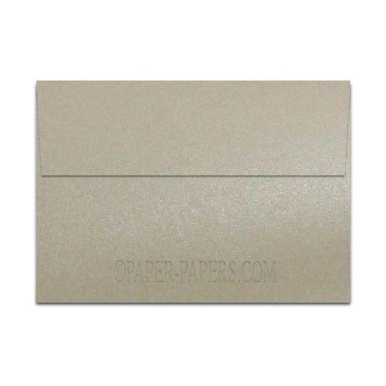 Shine SAND - Shimmer Metallic - A7 Envelopes (5.25-x-7.25) - 250 PK