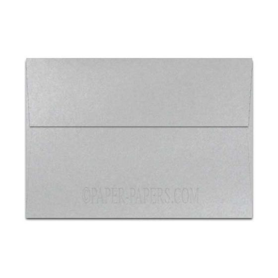 Shine SILVER - Shimmer Metallic - A7 Envelopes (5.25-x-7.25) - 250 PK [DFS-48]