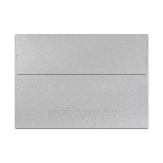 Shine SILVER - Shimmer Metallic - A7 Envelopes (5.25-x-7.25) - 1000 PK [DFS-48]