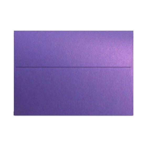 Shine VIOLET SATIN - Shimmer Metallic - A7 Envelopes (5.25-x-7.25) - 250 PK
