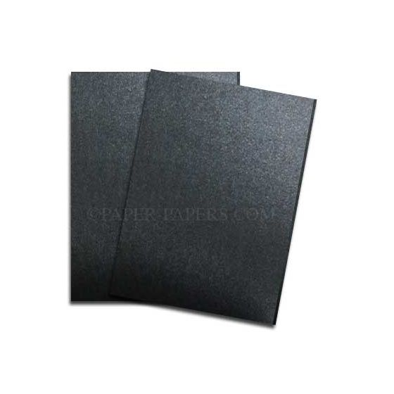 Shine ONYX - Shimmer Metallic Card Stock Paper - 8.5 x 11 - 107lb Cover (290gsm) - 500 PK [DFS-48]