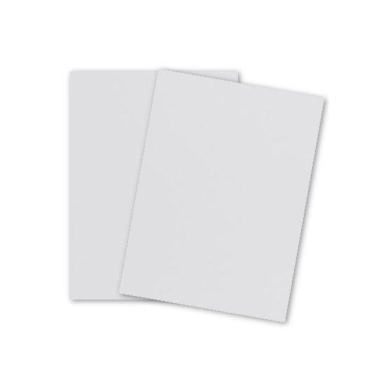 Plike (Plastic-Like) Paper - 8.5 x 11 - WHITE - 95LB TEXT - 25 PK [DFS]