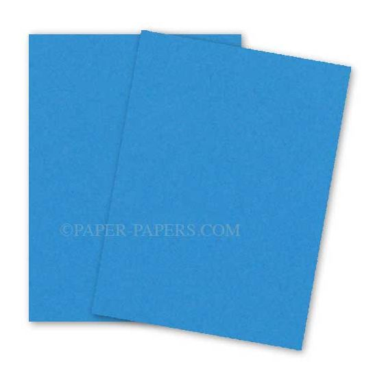 Astrobrights 11X17 Card Stock Paper - Celestial Blue - 65lb Cover - 250 PK