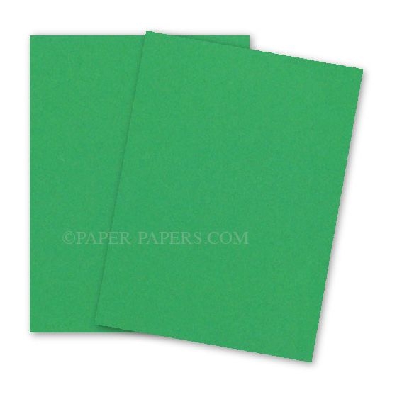 Astrobrights 8.5X11 Card Stock Paper - GAMMA GREEN - 65lb Cover - 250 PK [DFS-48]