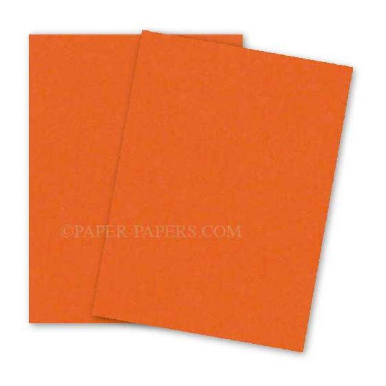 Astrobrights 11X17 Paper - Orbit Orange - 24/60lb Text - 500 PK