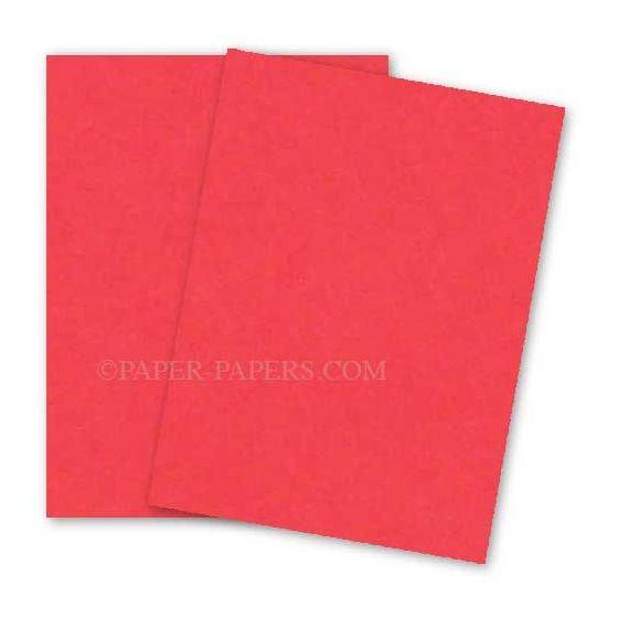 Astrobrights Paper (23 x 35) - 24/60lb Text - Rocket Red