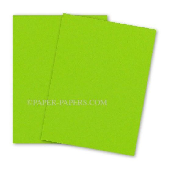 Astrobrights 8.5X11 Card Stock Paper - TERRA GREEN - 65lb Cover - 250 PK