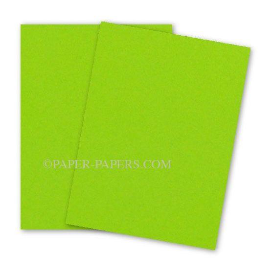 Astrobrights Paper (23 x 35) - 65lb Cover - Terra Green