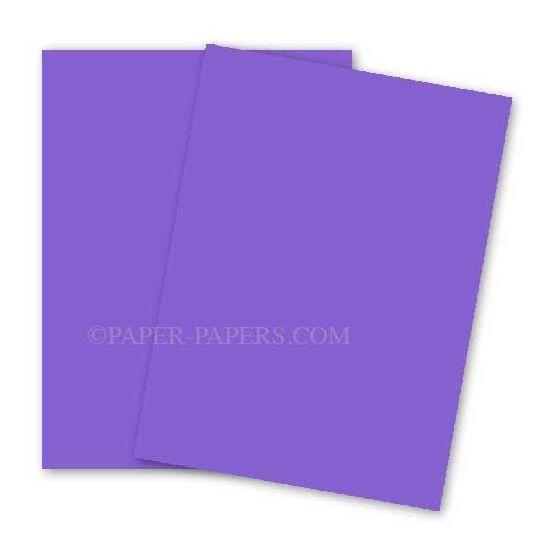 Astrobrights Paper (23 x 35) - 24/60lb Text - Venus Violet