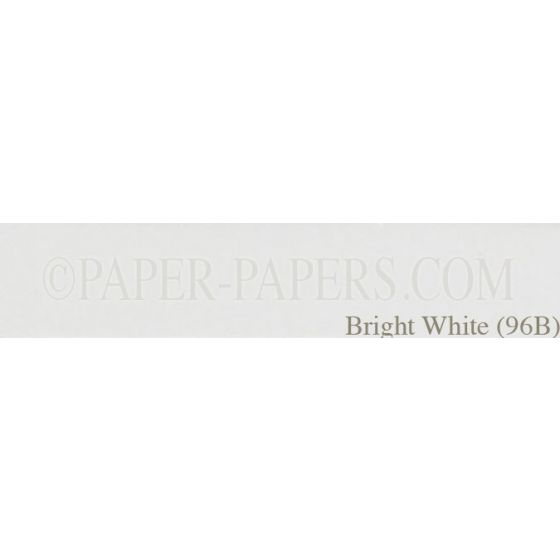 Royal Sundance Linen - BRIGHT WHITE - 23 x 35 Cardstock Paper - 100LB Cover