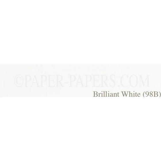 Royal Sundance Linen 8.5 x 11 Cardstock Paper - BRILLIANT WHITE - 80lb Cover - 250 PK [DFS-48]