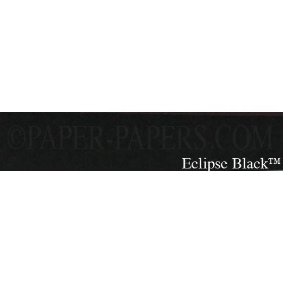 Royal Sundance Linen - ECLIPSE BLACK - 23 x 35 Cardstock Paper - 80LB Cover
