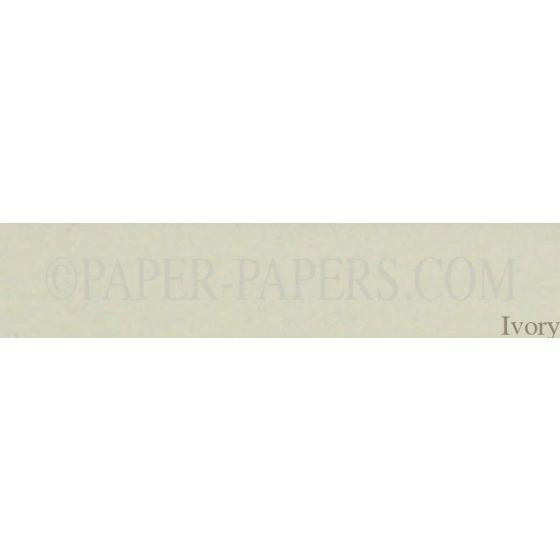 Royal Sundance Linen 8.5 x 11 Paper - IVORY - 24lb Writing - 500 PK